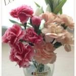 お花で彩りを♪