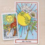 【タロットの世界】大アルカナ 太陽